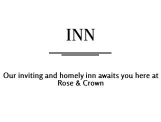Inn Overlay