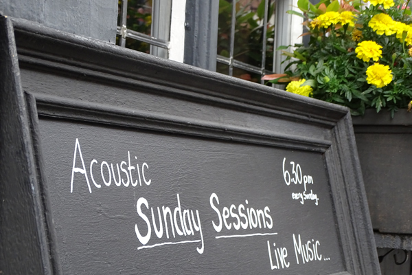 Rose and Crown Sunday Sessions