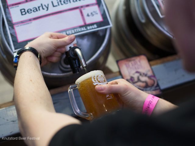 Knutsford Beer Festival Featured Image