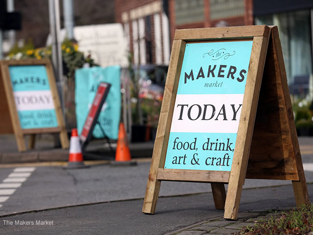 Knutsford Makers Market Featured Image