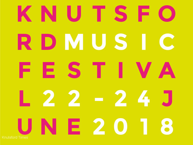 Knutsford Music Festival Featured Image